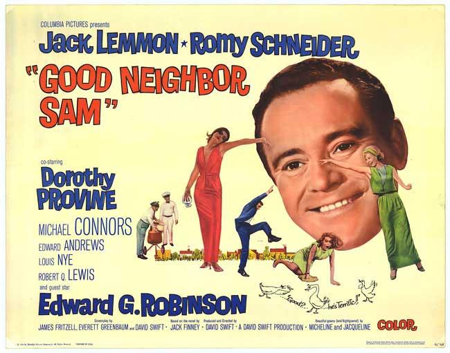 good neighbor sam 1964 scopophilia