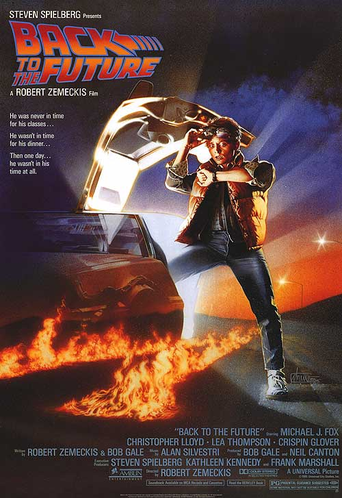 Back To The Future 1985 Scopophilia