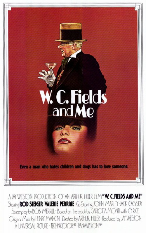 W. C. Fields and me