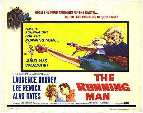 The Running Man (1963) | Scopophilia