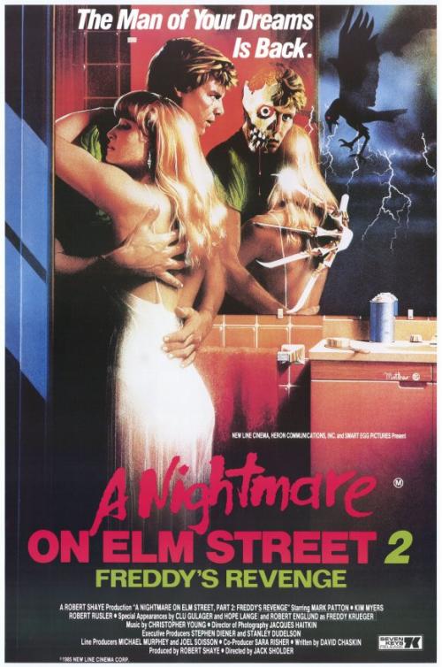 nightmare on elm street 2