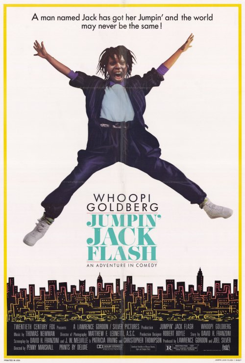 Jumpin Jack Flash Poster Jumpin Jack Flash by Richard