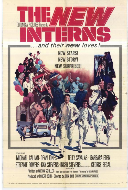 the new interns