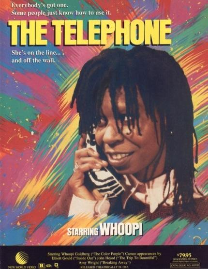 the telephone 2