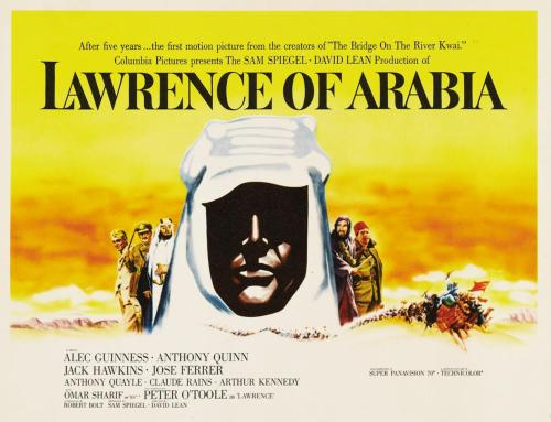lawrence of arabia 1