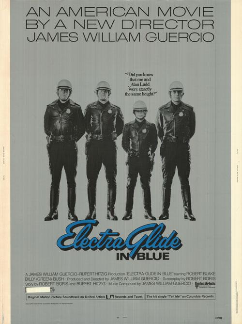 electra glide in blue 2