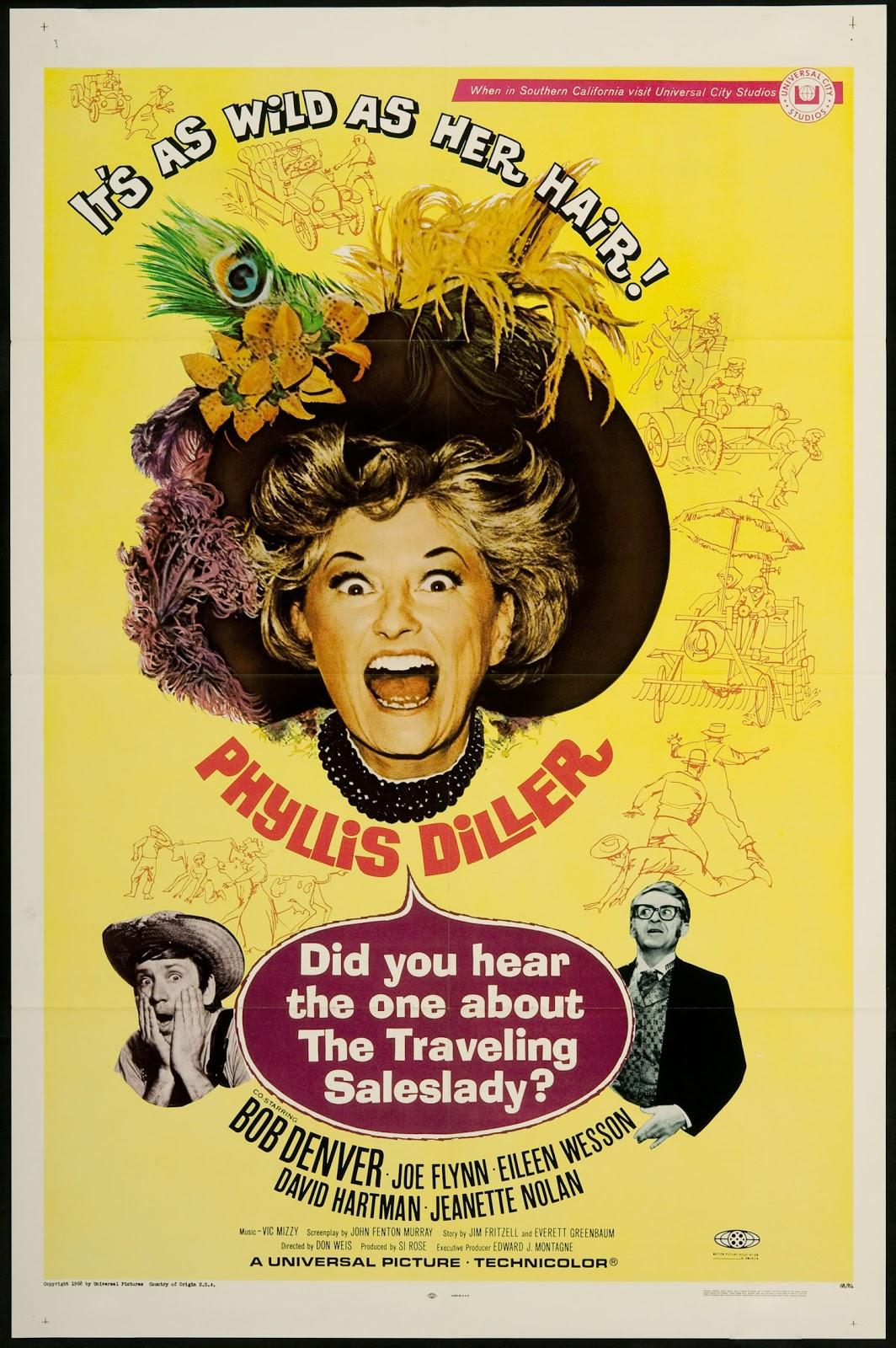 home movie traveling saleslady