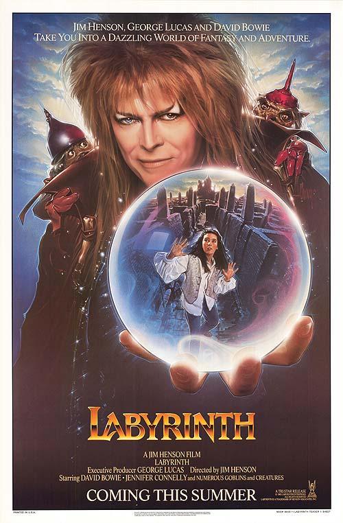 Labyrinth (1986) | Scopophilia Labyrinth 1986