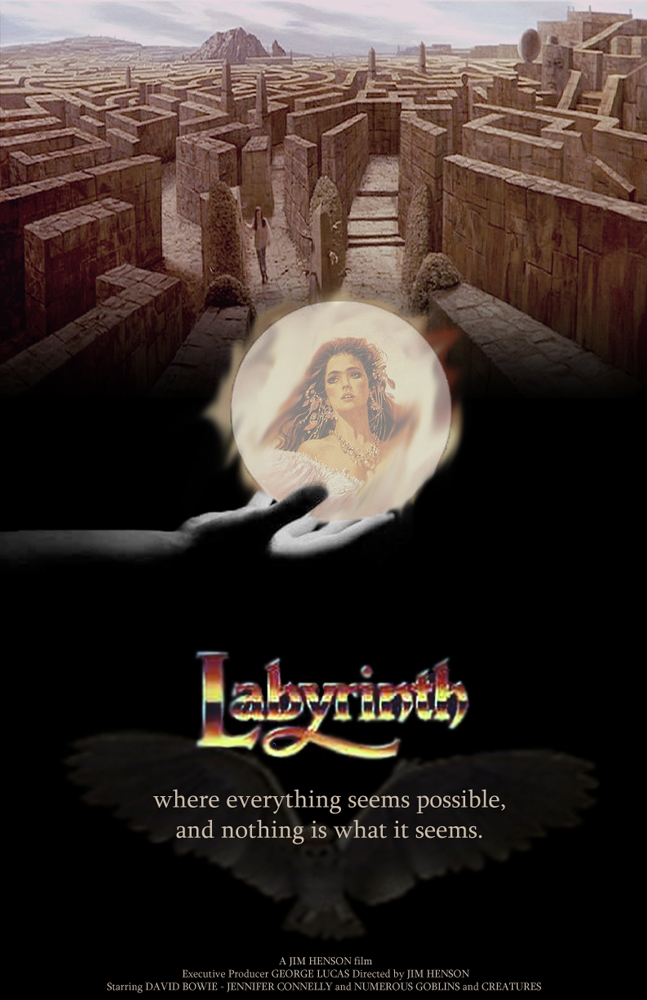 Labyrinth (1986) | Scopophilia Labyrinth 1986
