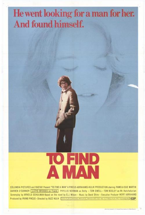 to find a man 1