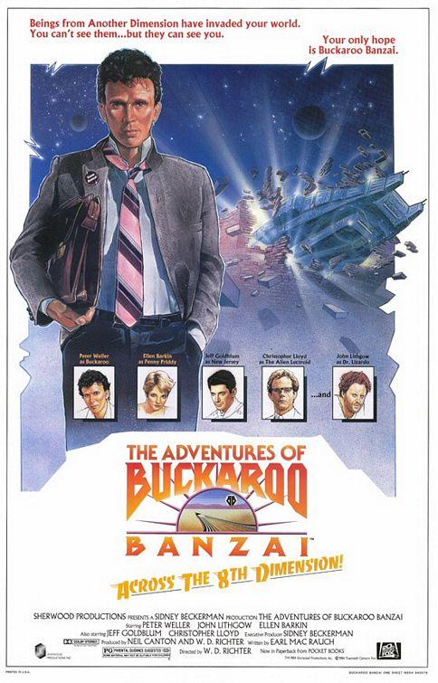 adventures of buckaro banzai 1