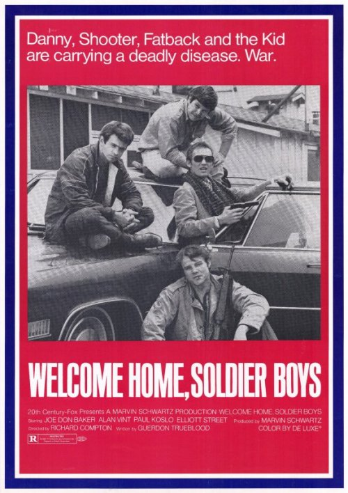 welcome home soldier boys