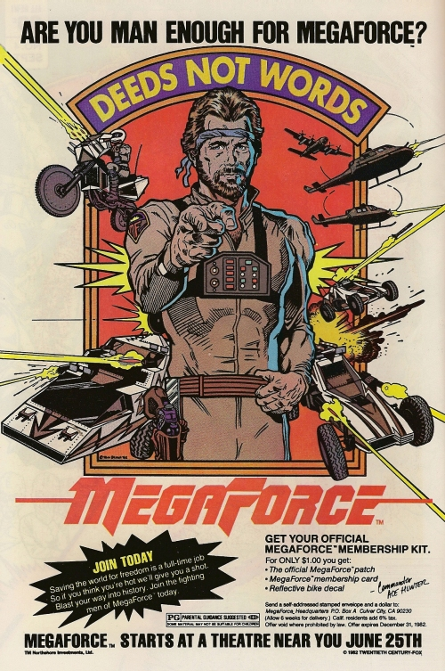 megaforce 2