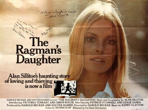 the ragmans daughter