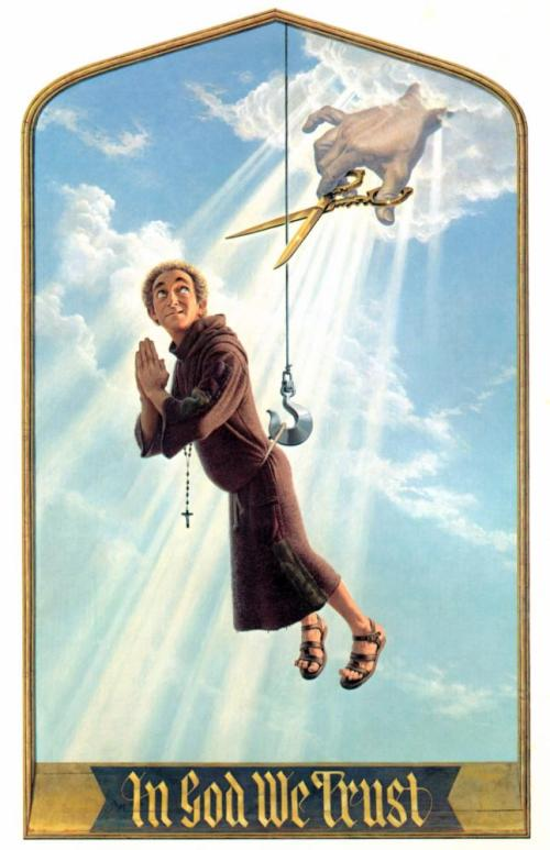 IN GOD WE TRUST, Marty Feldman, 1980, (c) Universal