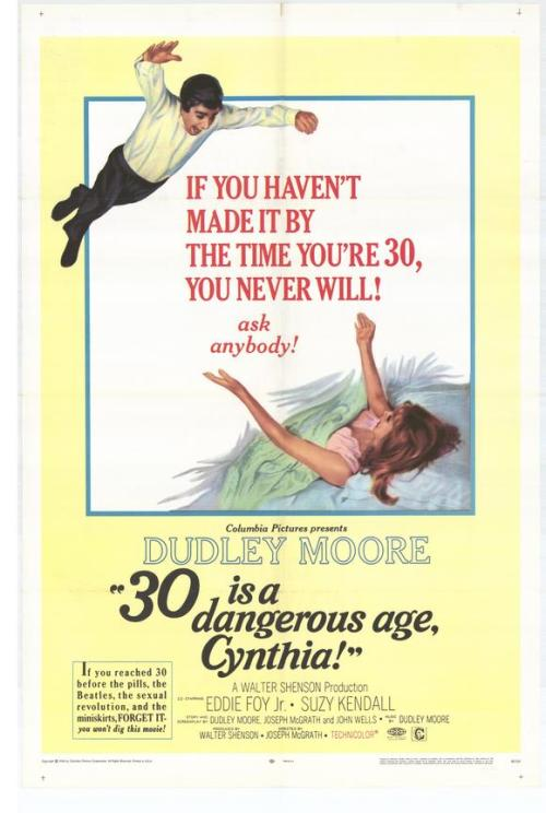 30 is a dangerous age