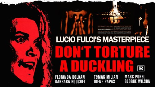 don't torture a duckling 2