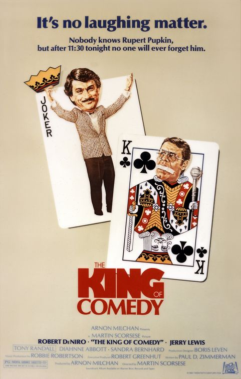 king of comedy 1
