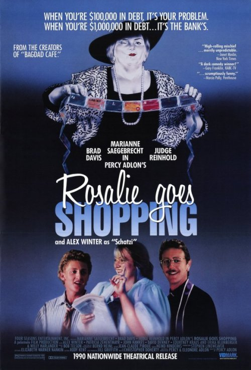 Movie review rosalie goes shopping