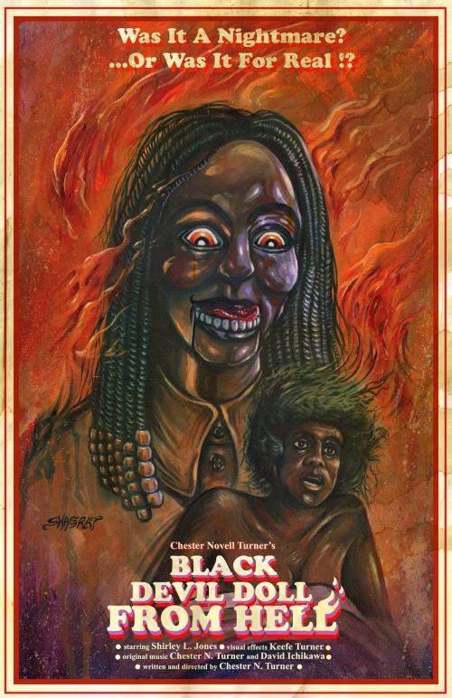 black devil doll 1