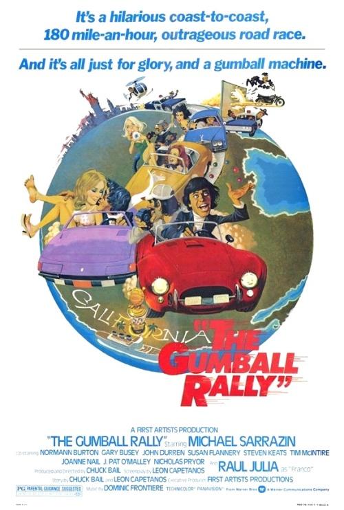 gumball rally 1