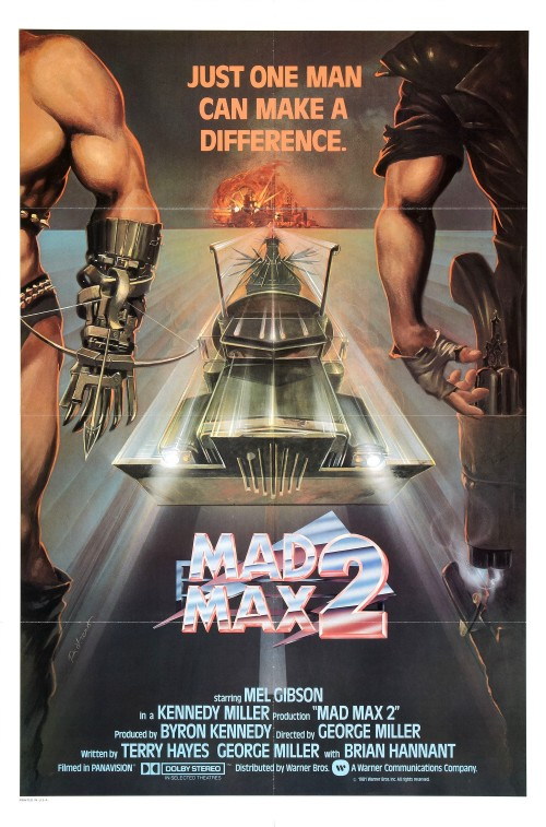 mad max road warrior 1