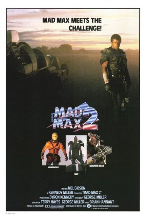 mad max road warrior 2