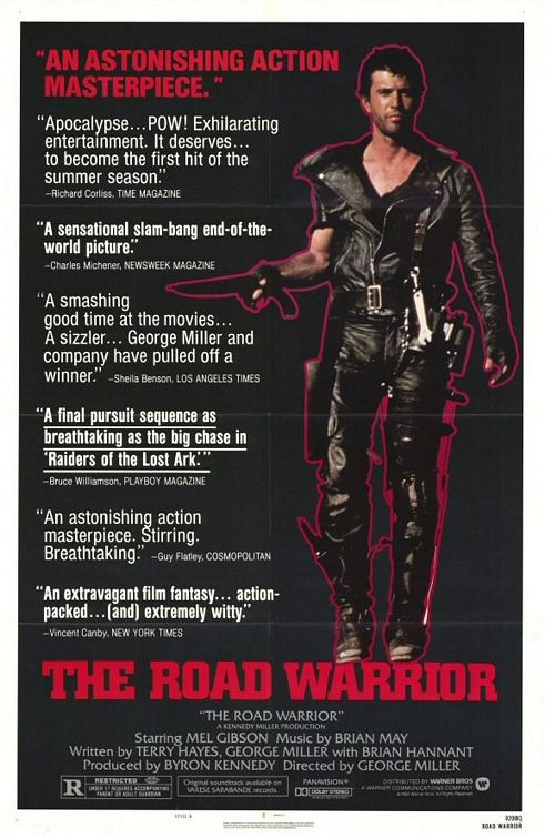mad max road warrior 3