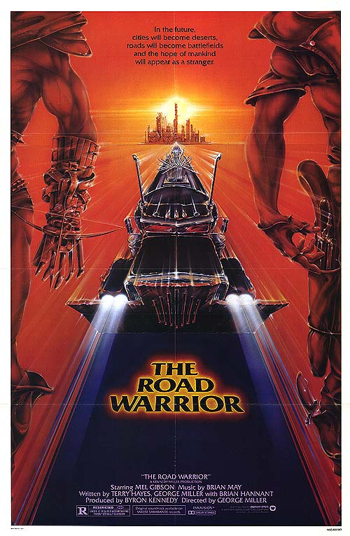 mad max road warrior 4